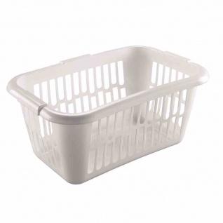 Wäschekorb 57cm Haushalt Ordnung Wäsche Waschen Korb Körbe NEU TOP Heidrun