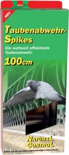 SWISSINNO SOLUTIONS TAUBENABWEHRSPIKES Taubenabwehr-Spikes 1720001 100cm