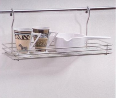 Wesco Relingsystem 16 mm Küchenreling - Vorschau 3