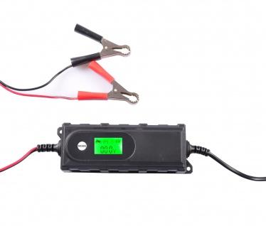 Batterieladegerät Batterieerhaltungsgerät Ladegerät Motorrad Boot Autobatterie