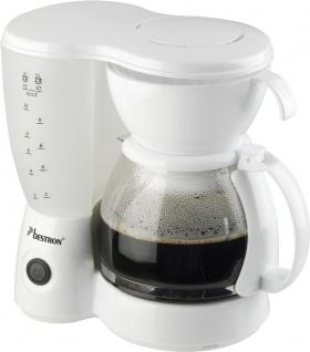 bestron Kaffeeautomat ACM 6081 W Ws Acm6081w