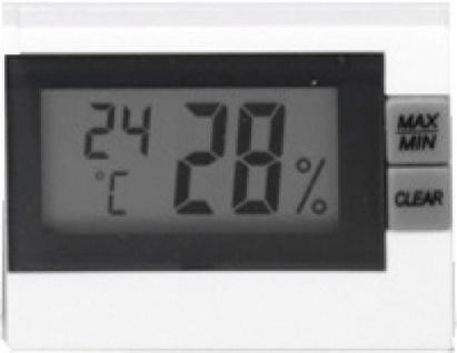 TFA HYGROMETER Elektronisches Thermo-Hygrometer 30.5005 Elektronisch