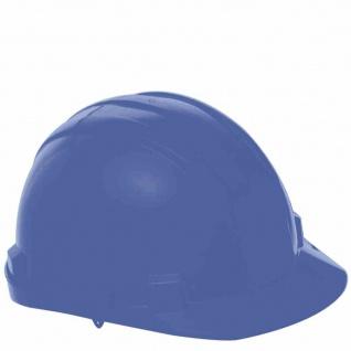 Schutzhelm blau Arbeitsschutzhelm Helm Helme Arbeitsschutz Sicherheit Schutz NEU