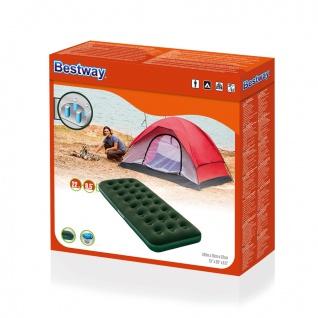 Aufblasbares Gästebett Luftmatratze Reisebett Campingbett Luftbett Campingliege - Vorschau 2
