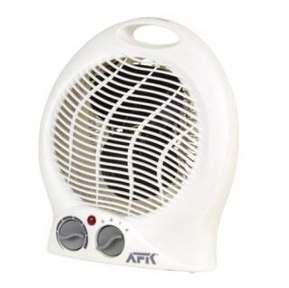 Heizlüfter Heizgerät Lüfter Ventilator Elektroheizung Heizgebläse Heizstrahler