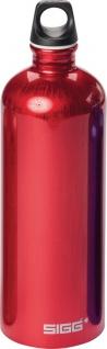 """SIGG SWITZERLAND SIGG Trinkflasche ,, Traveller Red"""" 8326.40 Bottle Traveller Red1, 0"""