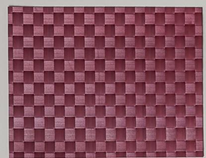 TISCHSET Gewebe-Tischset 101151 40x30cm Aubergine