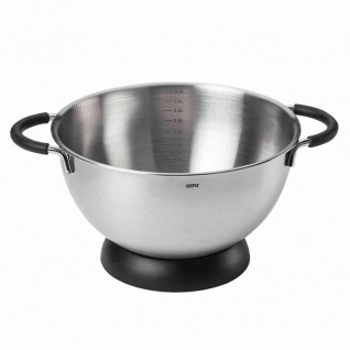 Rührschüssel 24 cm 4l Schüssel Kochen Backen Küche Küchenhelfer Rühren Servieren