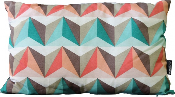 "MADISON KISSEN Zierkissen ,, Pillow"" 674250 Pillow 40x60 Cm Milan Coral"