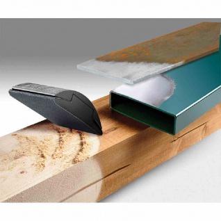 Schleifpapier Metall & Stahl K 80 Körnung 80, Inhalt 50 Stück