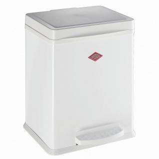 "Abfallbehälter ""Ökosammler 380"" weiß"