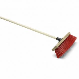 Straßenbesen Elaston 40cm Reinigung Saalbesen Besen Kehrbesen Putzgeräte Top NEU