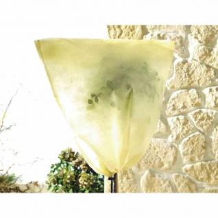 Kübelpflanzen-Sack S 2 Stück 80x60cm Winterschutz Pflanzzubehör Garten Pflanzen