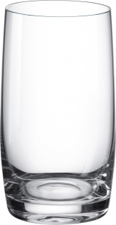 BOHEMIA Cristal BOH Bierbecher 1056-0001-250 Becher 250ml Ideal 1056-0001-25
