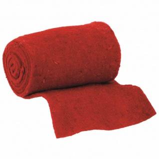 Winterschutzmatte rot 200x20x0, 3cm Schmutzfangmatte Fußabtreter Türmatte Matten
