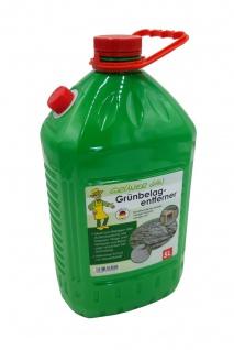 5 Liter Algenfrei Steinreiniger Kanister