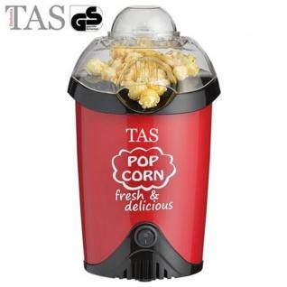 Popcornmaschine rot Popcornautomat Popcornmaker Popcorn Kinder Party Kino