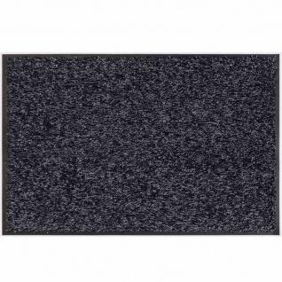 Fußmatte Lima grau 40x60 Schmutzfangmatte Bodenmatte Fußabtreter wohnen Haushalt