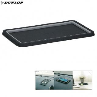 Dunlop Antirutschmatte Amaturenablage Handyhalter Brillenablage Ablage 19, 5x12cm