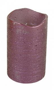 LED Kerze RUSTIC diverse Farben und Größen - Vorschau 5