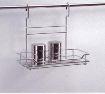 Wesco Relingsystem 16 mm Küchenreling - Vorschau 1
