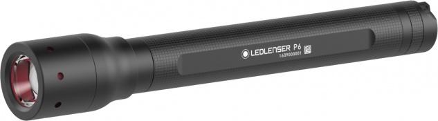 """Zweibrüder ZWEIBR Taschenlampe ,, LED LENSER® P6"""" 500922 Ledlenser P Blister"""
