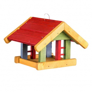 Vogelfutterhaus Kai Nr802 Vogelhaus Vogelhäuser Brutkasten Nistkasten Garten TOP