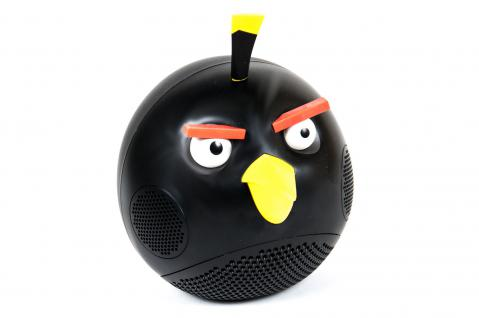 Gear 4 Angry Birds Lautsprecher Sub-Woofer mini Speaker Sondstation Smartphone