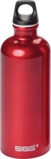 """SIGG SWITZERLAND SIGG Trinkflasche ,, Traveller Red"""" 8326.30 Bottle Traveller Red0, 6"""