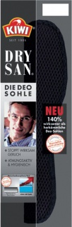 """KIWI Einlegesohle ,, Dry San"""" 372-0-500 Dry San-sohle Gr46/47 - Vorschau"""