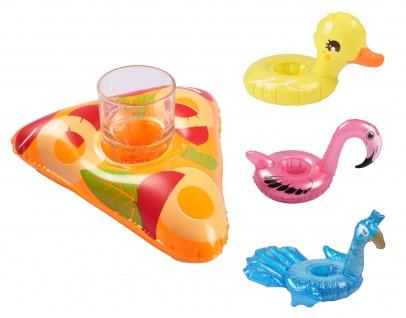 Bestway Getränkehalter aufblasbar Becherhalter Dosenhalter Glashalter Pool Party