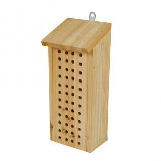Grüner Jan Bienenhotel aus Holz