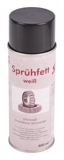 SeboTherm Sprühfett weiß 400 ml universal Schmierfett Fettspray Schmiermittel