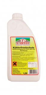 KFZ Kühlerfrostschutz 1, 5 Liter Konzentrat Frostschutz Kühler Frostschutzmittel
