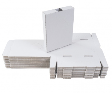 50 Kartons 185x135x35 Versandkarton Faltkarton Großbrief Pappkarton Warensendung