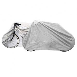 Fahrrad Vollgarage Fahrradgarage Abdeckplane Schutzhülle Fahrradabdeckung Schutz - Vorschau