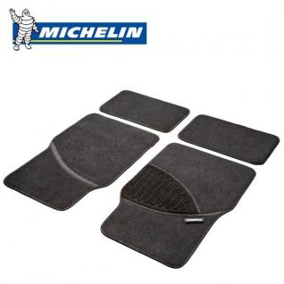 Michelin univ. Veloursmatten Set 4 Stück - Vorschau