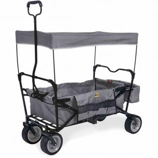 Klappbollerwagen Paxi 70kg Bollerwagen Transportwagen Handwagen Gerätewagen TOP