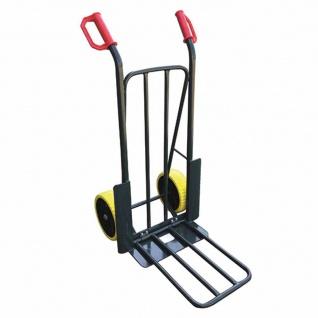 Profi Sackkarre KXL250 + Flexlite-Rad Transportkarre Treppenkarre Stapelkarre