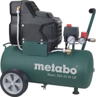 "Metabo KOMPRESSOR ,, Basic 250-24 W OF"" 601532000 Basic 250-24w Of"