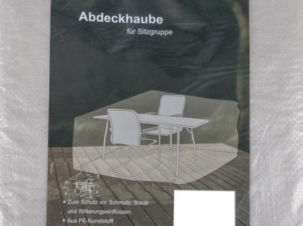 Abdeckhaube Schutzhülle für Loungegruppe 170x150x95cm Sitzgruppenhülle Möbelschutzhaube NEU - Vorschau 2
