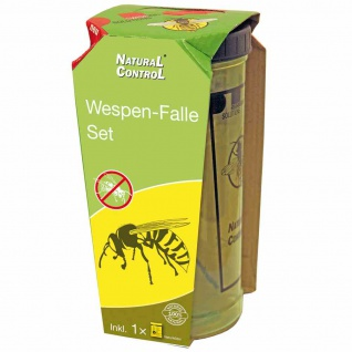 Natural Control Falle Wespe