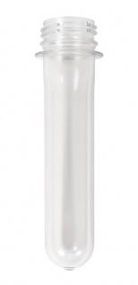 100 Stück Petling Geocaching 12 cm ohne Deckel Preform Rohling Behälter