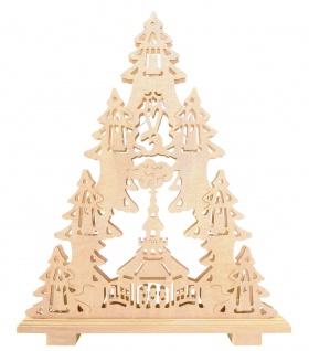 LED Weihnachtsdeko Tannenbaum Weihnachtsbaum Dekotanne Holztanne Tanne Holzdeko
