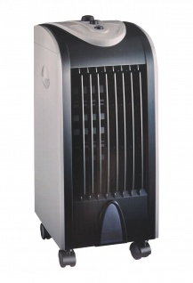 Klimagerät Black Ice 3in1 Luftbefeuchter Ventilator Klimaanlage Luftkühler