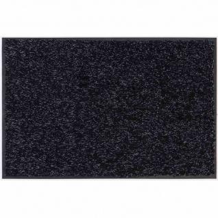 Fußmatte Lima anthrazit 40x60 Schmutzfangmatte Bodenmatte Fußabtreter wohnen TOP