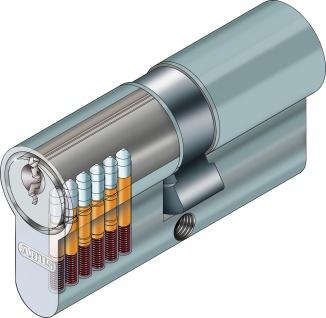 """ABUS Profilzylinder ,, E30"""" 59807 Zylinder E30 30/30 5schl. Sb"""