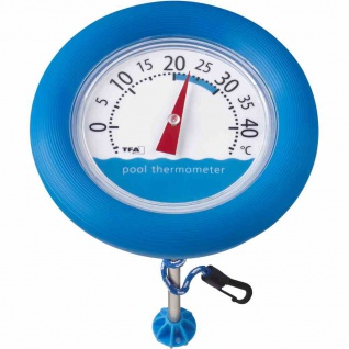 """Poolthermometer """" Poolwatch"""" analog Messtiefe 15 cm"""