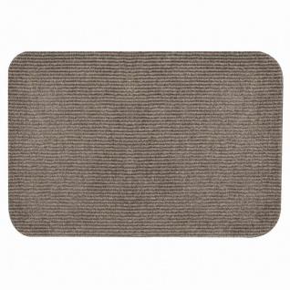 Ripsmatte Monti 40x60cm Fußmatte Schmutzfangmatte Fußmatte Fußabtreter Haushalt