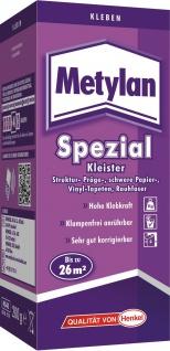 "Metylan Kleister ,, Spezial"" MS40 Spezial Tapeten-k.200gr"